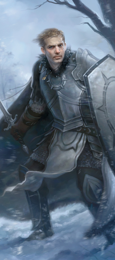 Hartke Torix, The Forest Knight