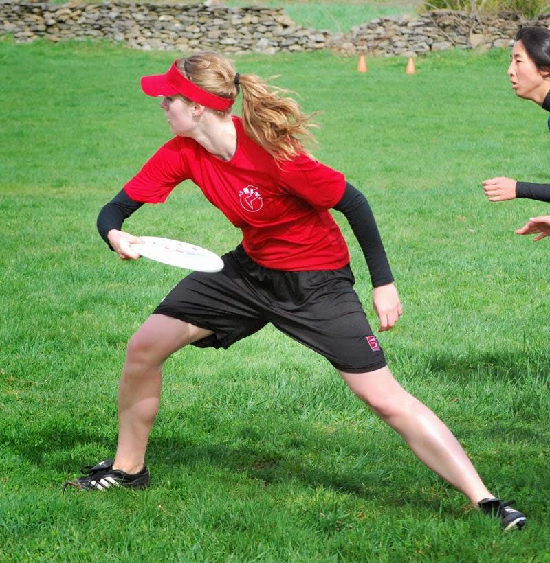 Frisbee-backhand